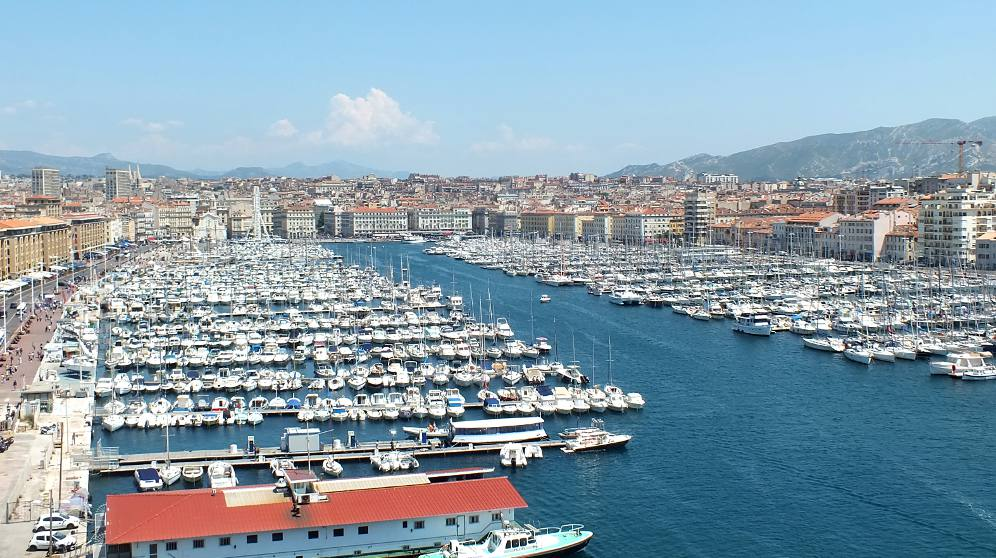 Marseilles   travel and tourist information in English The old port   Marseille
