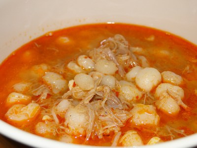Easy to Make Mexican Pozole Soup - A Cowboy's Wife