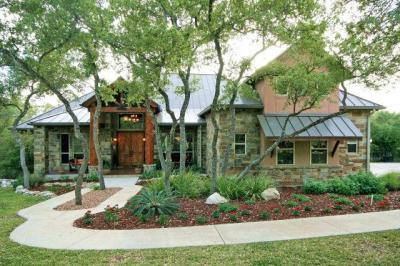 CUSTOM DESIGN HOME - NEW BRAUNFELS, TX -HILL COUNTRY