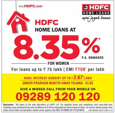 Hdfc Home Loan Interest Rate For Female | Flisol Home