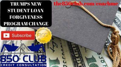 Donald Trump's New College Student Loans Forgiveness Change – Do You Qualify? Navient, Nelnet ...