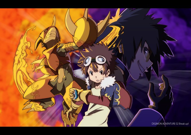Digimon Adventure 02 – Dublado! – AdvDmo