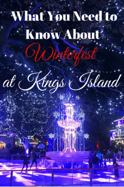 What You Need to Know About Winterfest at Kings Island
