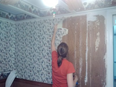 Who the H*** Invented Wallpaper. - A Farmhouse Reborn