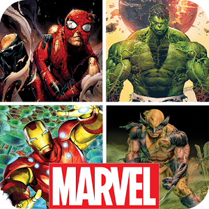 Marvel Heroes Live Wallpaper - Android Informer. Prepare to experience the marvelous might of ...