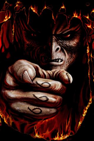 Danger Skull Live Wallpaper Free Download - friendsart.dangerskull