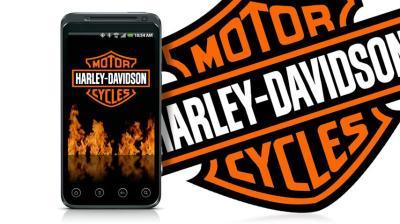 Harley Davidson Live Wallpaper - Android Informer. ** Harley Davidson Live Wallpaper with Hi-Res ...