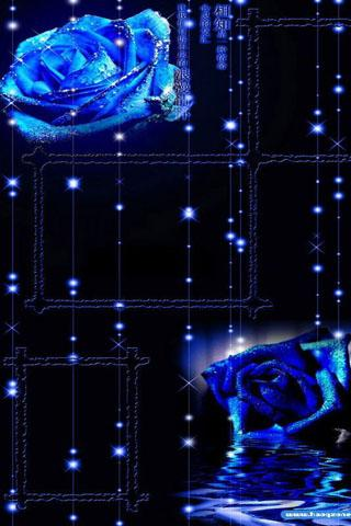 Cool 3D Rose Wallpaper - Android Informer. Provided a collection of very cool rose wallpapers ...
