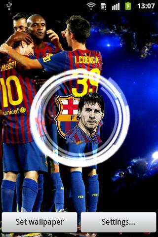 FC Barcelona HD Live Wallpaper Free Download - heramdroid.barcelonalivewallpaper