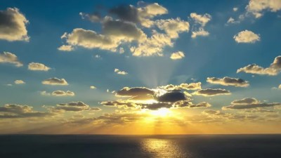 Timelapse of Sun Rays Emerging Stock Footage Video (100% Royalty-free) 4830371 | Shutterstock