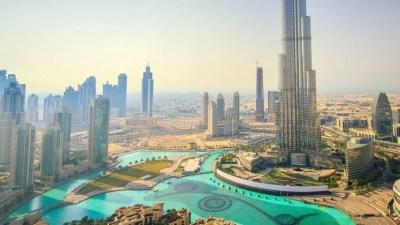 Sunset Dubai World Famous Hotel City Panorama 4k Time Lapse Uae Stock Footage Video 11641880 ...