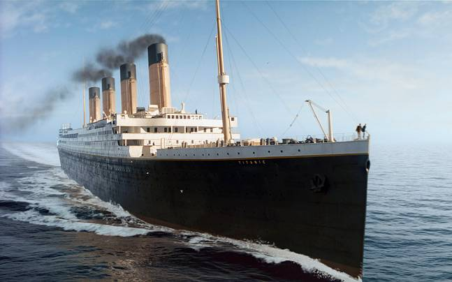 Facts about the Titanic  the  unsinkable  ship defeated by a 1000 BC     RMS Titanic