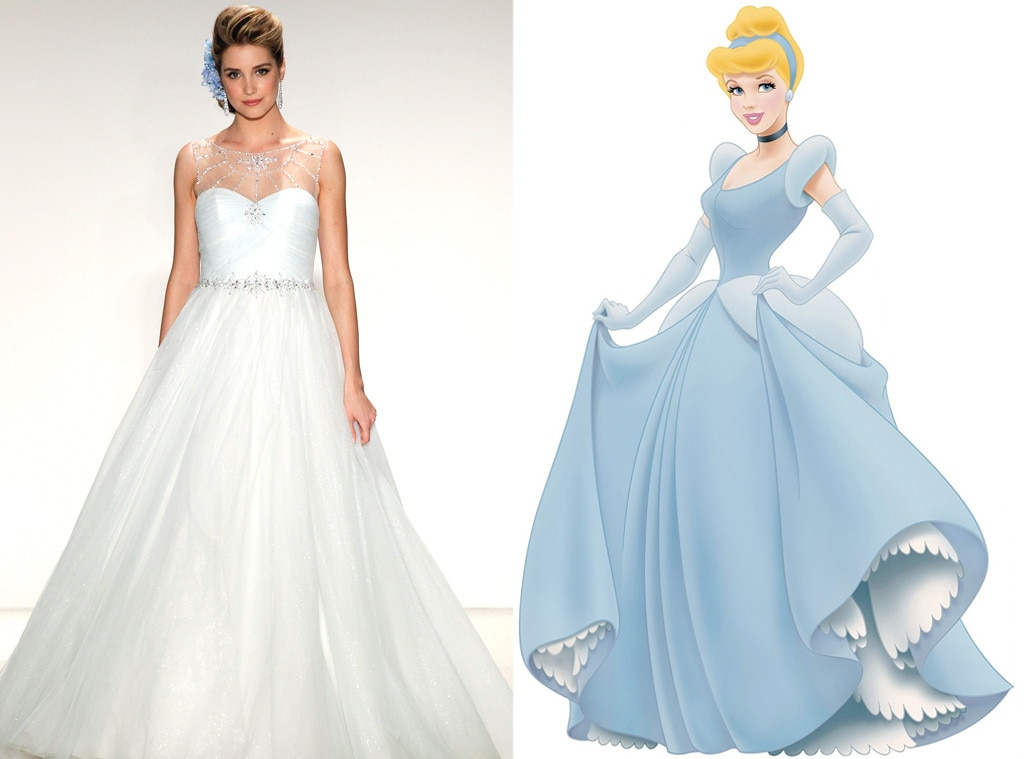 Cinderella from Alfred Angelo's Disney Princess Wedding ...