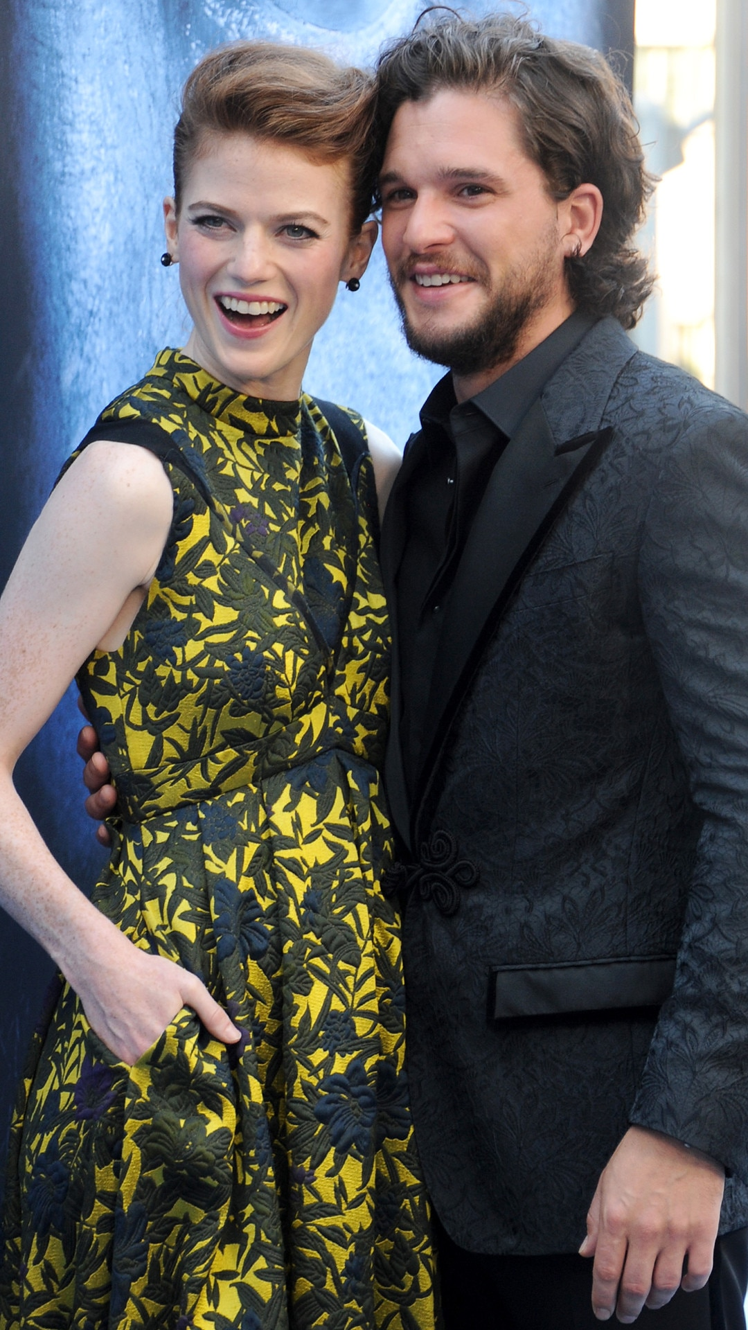 Kit Harington and Rose Leslie s Wedding Date Revealed   E  News Kit Harington  Rose Leslie