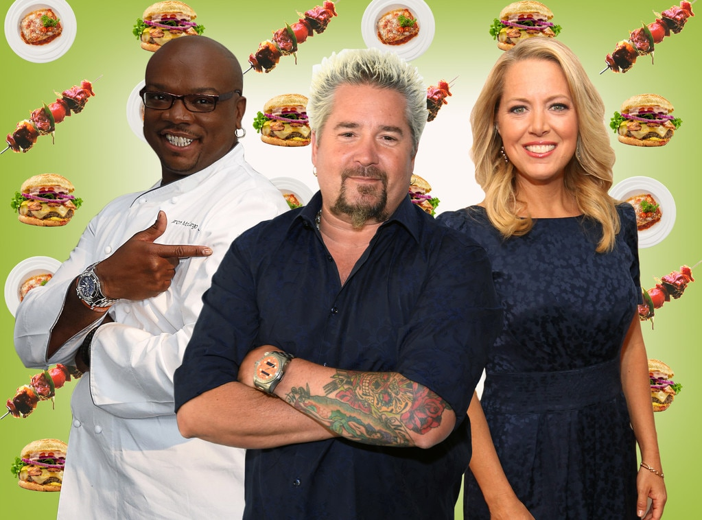 Food Network Star Winners: Where Are Your Favorite Chefs Now?   E! News