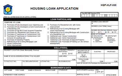 How To Get A Loan To Buy A House in Manila via Pag-Ibig Housing Loan