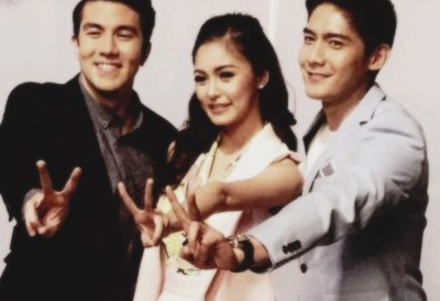 All About Juan » [LOOK] Kim Chiu in Fan Girl Mode with the Kardashians : All About Juan