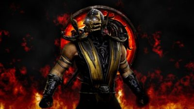 Images Of Scorpion From Mortal Kombat for Wallpaper - HD Wallpapers | Wallpapers Download | High ...