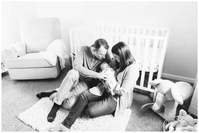 Newborn Ella, Asheville Lifestyle Photographer | Wedding ...