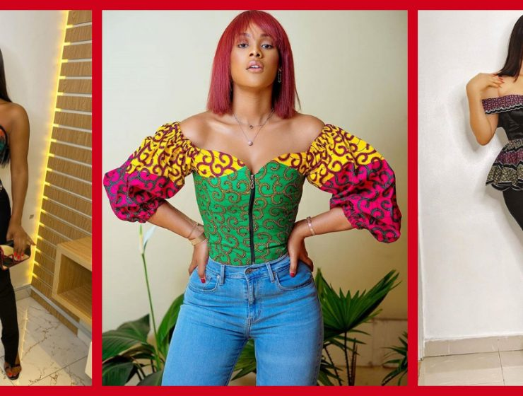 8 Stylish Ankara Tops For Women