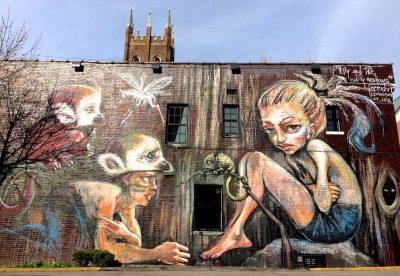 Art on the Streets of Lexington, Kentucky » PEEL+WILLIAMS: INSPIRE.