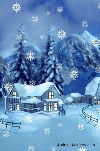 7 Best Christmas Live Wallpapers for Android - Lighten up your Screens - Android Advices