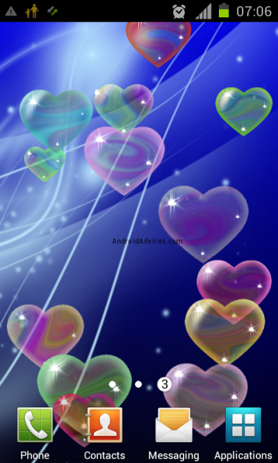 Best Valentine's Day Live Wallpapers for Android Mobile Phones - Android Advices