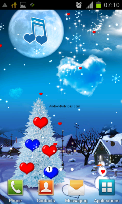 Best Valentine's Day Live Wallpapers for Android Mobile Phones - Android Advices