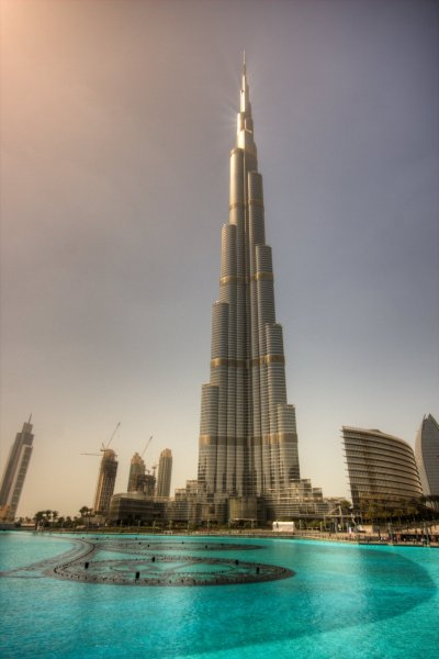 Interesting Facts about the Burj Khalifa – Anil Blon