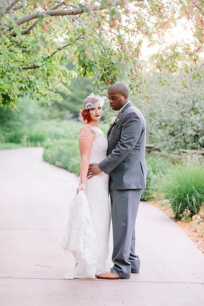 A Chic Multicultural Wedding at Botanica Gardens in ...