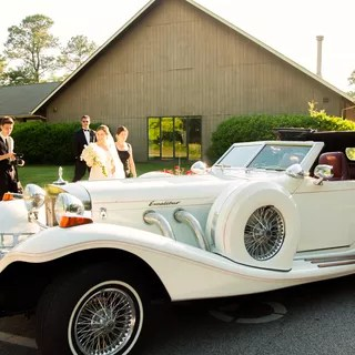 Wedding Transportation - Wedding Day Transportation