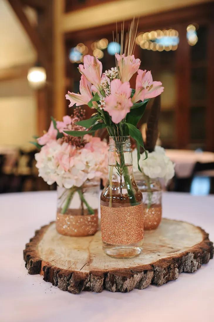 top ten inexpensive flowers flowers for weddings Pink alstroemeria centerpieces