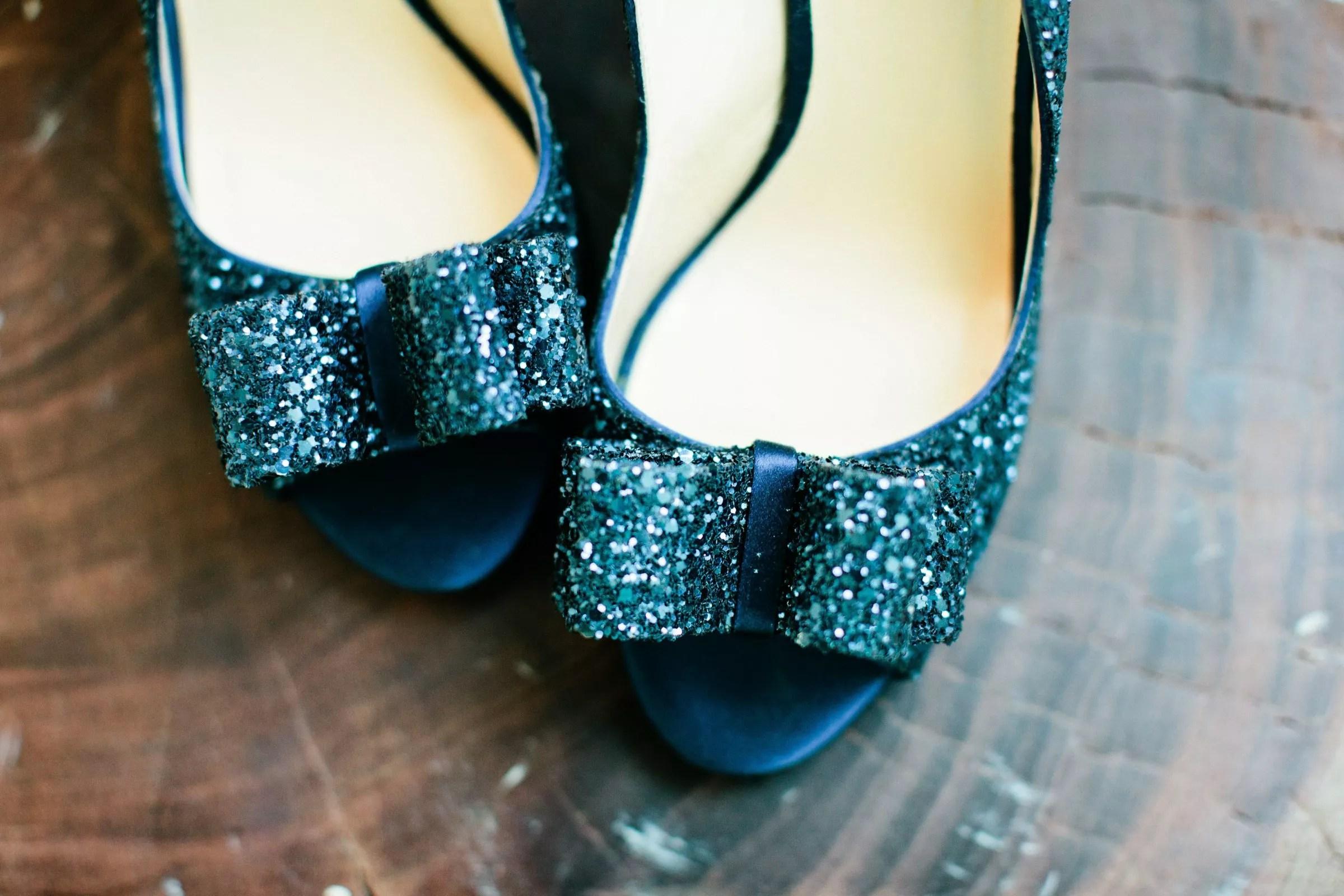 kate spade glitter bridal shoes photo kate spade wedding shoes
