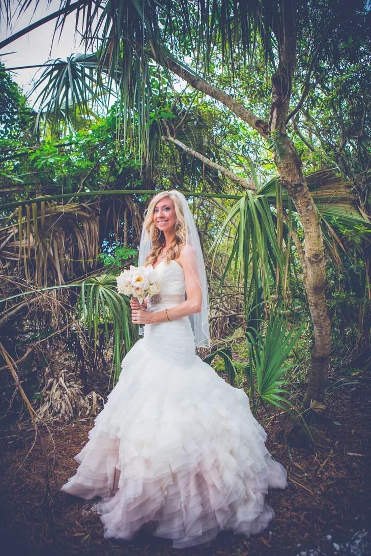 mori lee blush ombre wedding dress photo ombre wedding dress