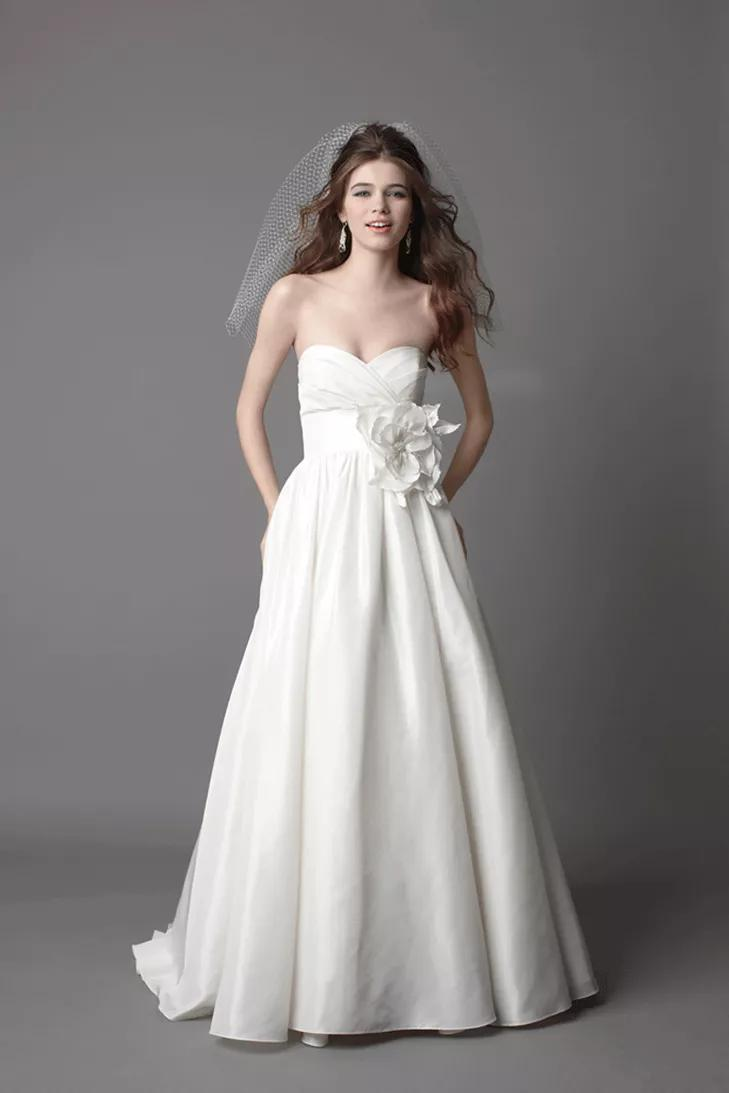 best wedding dress makers perth wedding dress with pockets Watters Brides Wedding Dress