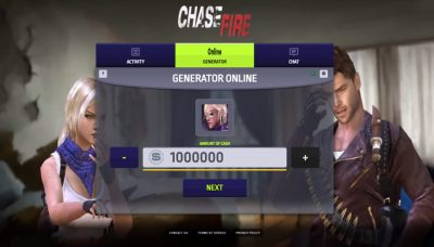 CHASE FIRE Hack Mod Cash and Gold Unlimited | Game Online Generator