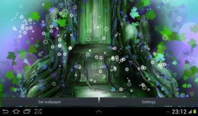 Magic Touch Wallpaper Live Free Android Live Wallpaper download - Appraw