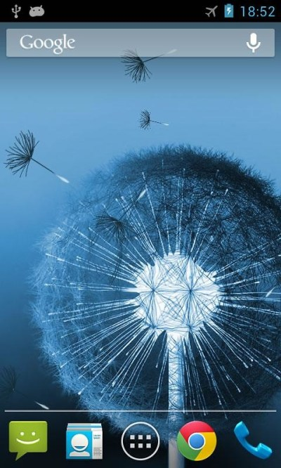 Dandelion Live Wallpaper Free Android Live Wallpaper download - Appraw