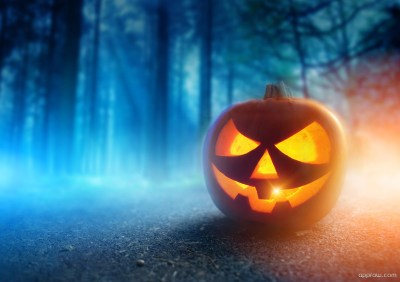 Jack O'Lantern Wallpaper download - Halloween HD Wallpaper - Appraw