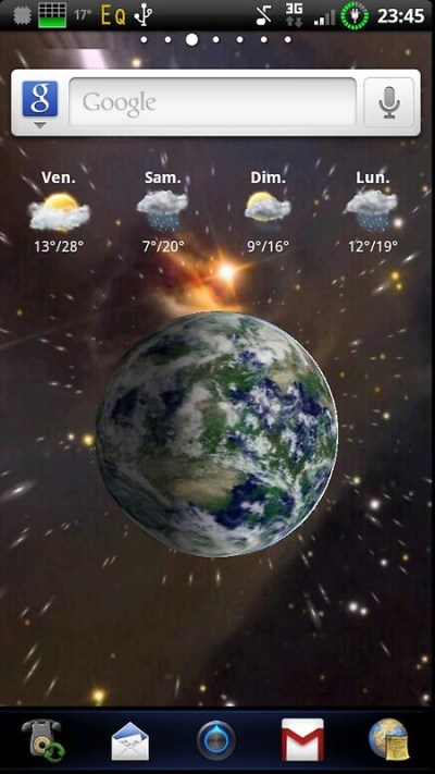 Earth Live Wallpaper Free Android Live Wallpaper download - Appraw