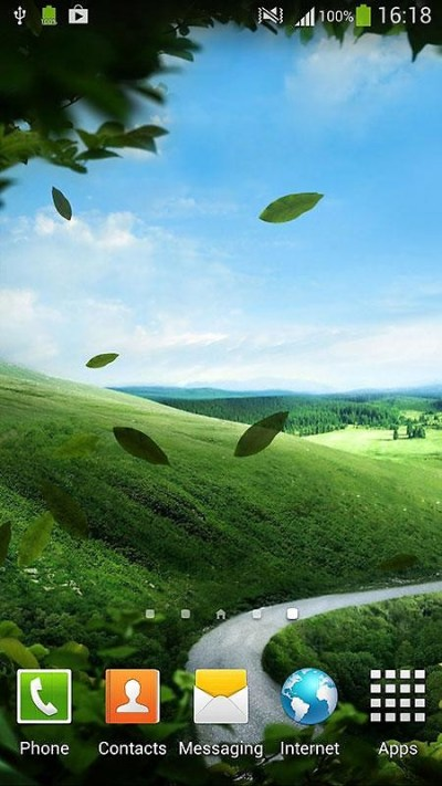 Nature Live Wallpaper Free Android Live Wallpaper download - Appraw