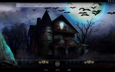 Halloween Live Wallpaper Free Android Live Wallpaper download - Appraw