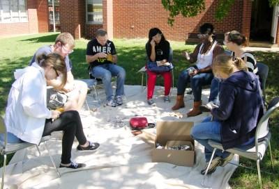 Teaching Anthropology in Universities across Arkansas – Arkansas Archeological Survey