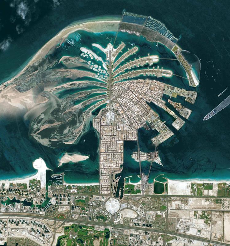 CHARTER OF DUBAI / X-Palm | SMAQ - architecture | urbanism | research | Archinect