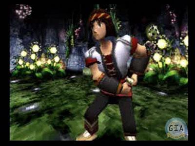 Gaming Intelligence Agency - Sony PlayStation - Jade Cocoon