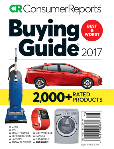 Consumer Reports Bookstore   Books and Guides - Consumer Reports