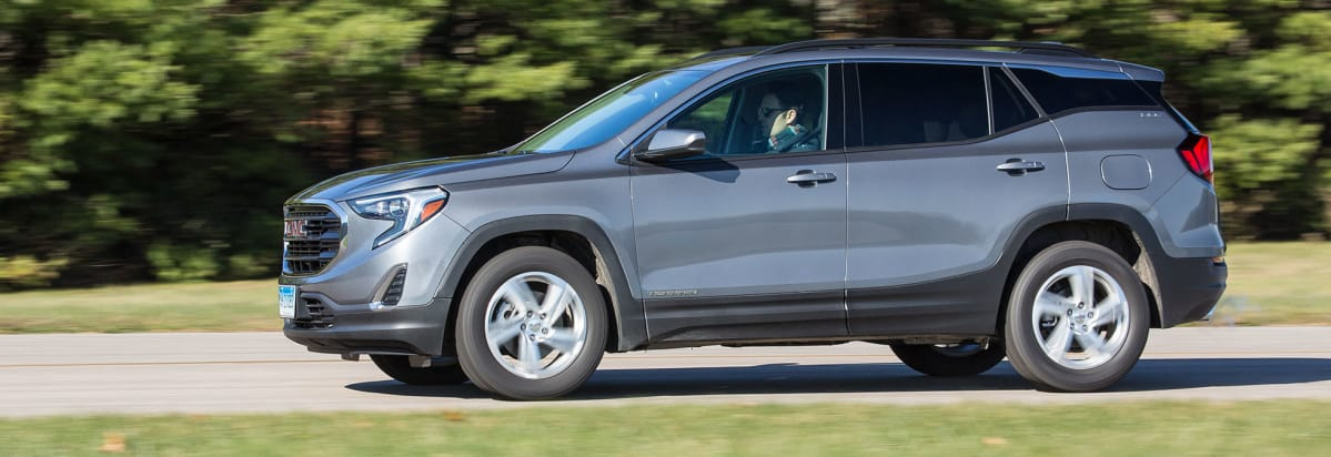 2018 GMC Terrain First Drive   Consumer Reports 2018 GMC Terrain