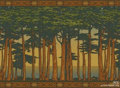 Stephen Bauer – Bradbury & Bradbury Art Wallpapers – Artistic License