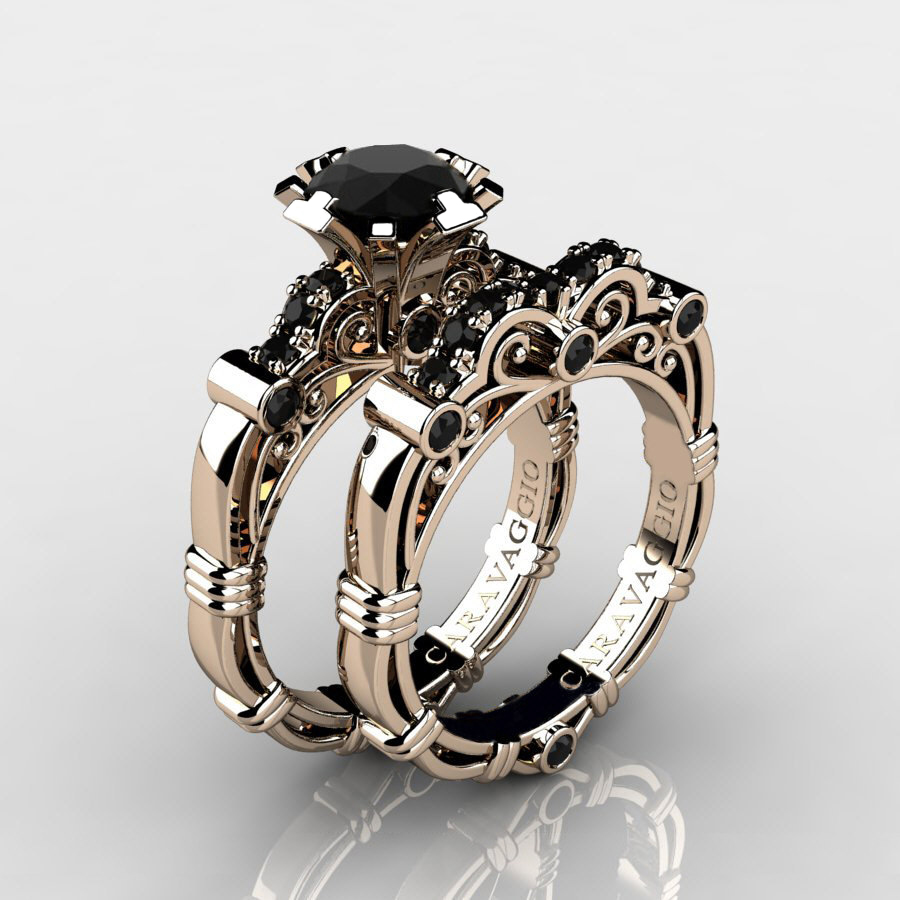 black tungsten rings black wedding ring 12MM Brushed Tayloright Tungsten Wedding Band