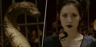 J.K. Rowling's 'Nagini' sparks racist controversy in new Fantastic Beasts movie
